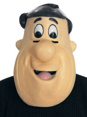 The Flintstones Fred Flintstone Mask Adult