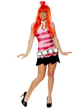 The Flintstones Pebbles Sexy Adult Costume