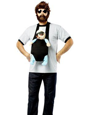 The Hangover - Men's Alan Costume Kit