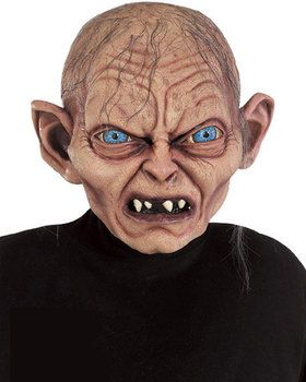 The Hobbit Glum Mask for Adults