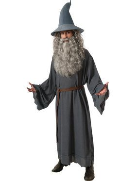 The Hobbit Gandalf Costume For Men