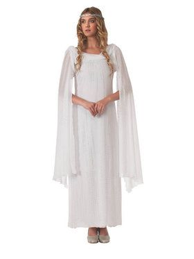 The Hobbit Womens Galadriel Costume
