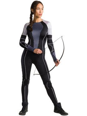 The Hunger Games Catching Fire Katniss Everdeen Womens Costume