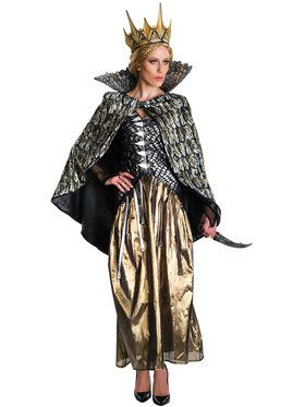 The Huntsman: Winter's War Movie Deluxe Ravenna Women's Costume