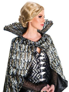 The Huntsman: Winter's War Queen Ravenna Wig For Adults