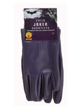 The Joker Gloves Child