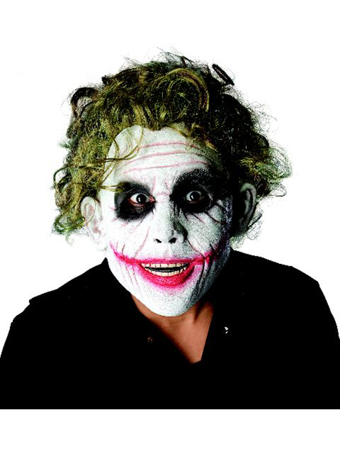 The Joker Wig Adult Costume 51818