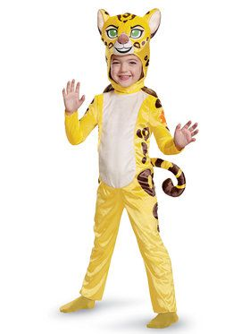 The Lion Guard Fuli Costume For Toddlers
