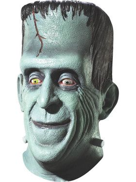 The Munsters Herman Facemask for Adults