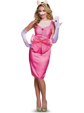 The Muppets Miss Piggy Adult Costume
