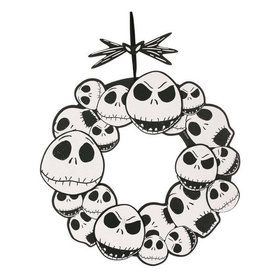 The Nightmare Before Christmas Jack Skellington 17 Wreath