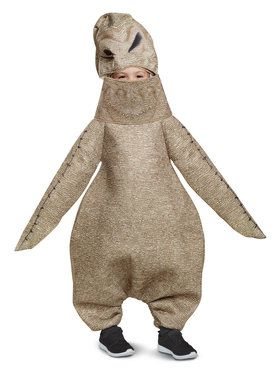 Classic The Nightmare Before Christmas Oogie Boogie Costume For Children