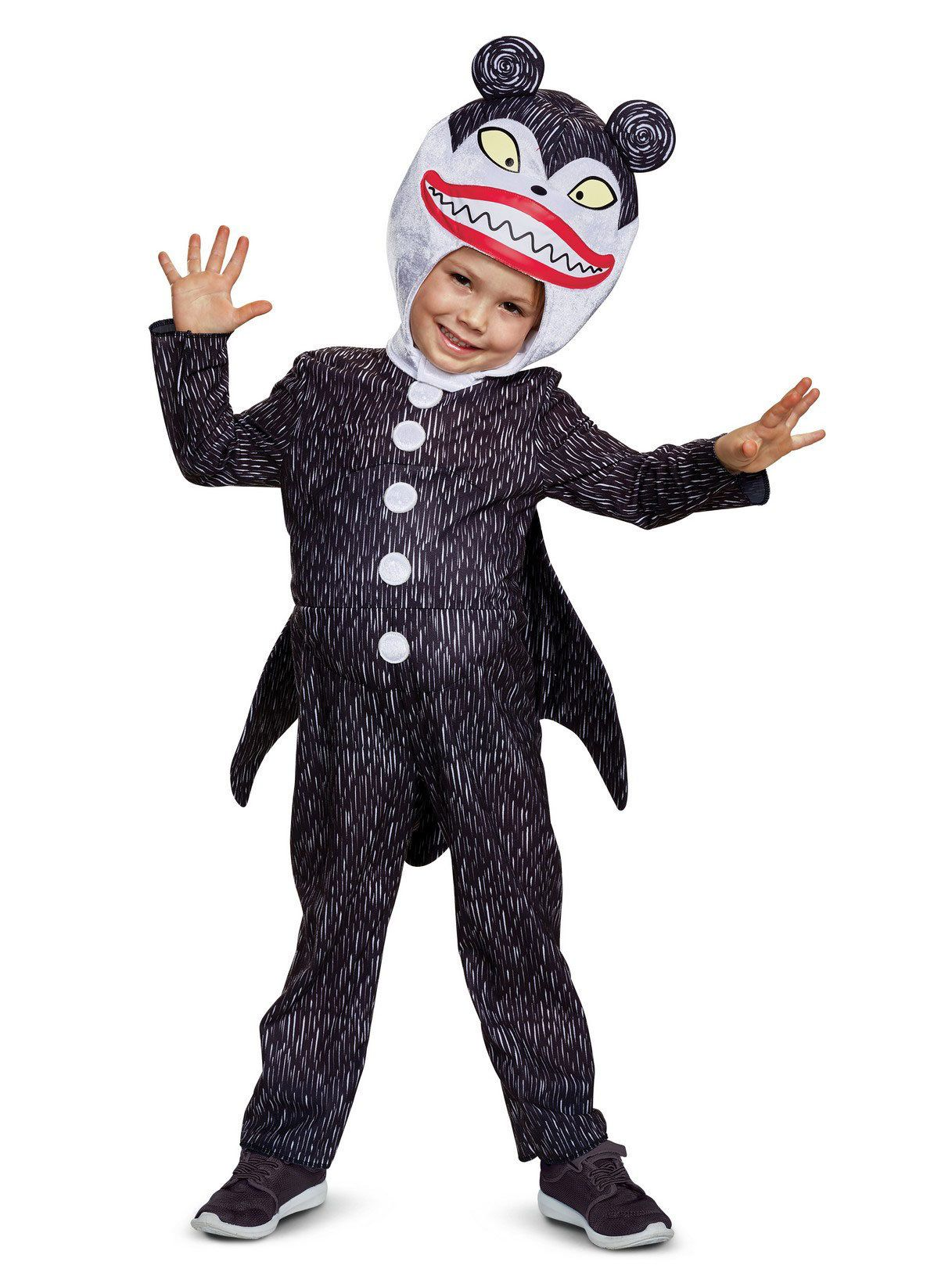 Classic The Nightmare Before Christmas Scary Teddy Costume For ...