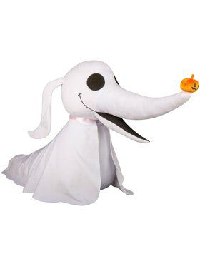 The Nightmare Before Christmas Zero Greeter Prop