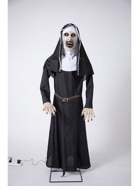 The Nun Animated Prop
