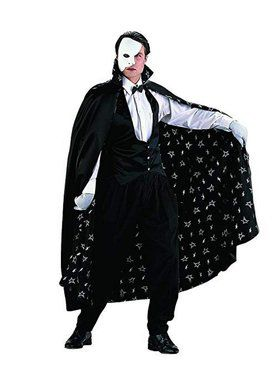 Adult's Phantom of the Opera Costume