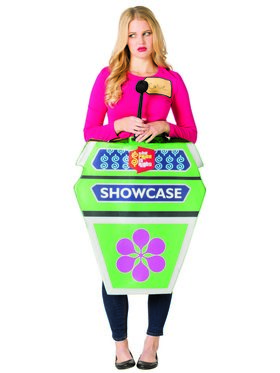 The Price is Right Adult Showcase Showdown Costume