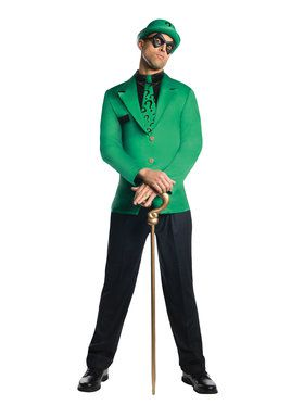 The Riddler Men's Costume