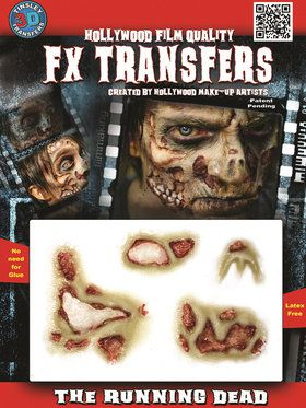 The Running Dead FX Transfers