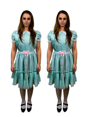 The Shining: Adult Grady Twins Costume