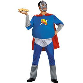 The Simpsons Homer Pie-Man Men's Costume