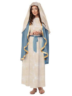 The Virgin Mary Womens Costume