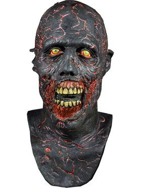 The Walking Dead Burnt Walker Mask