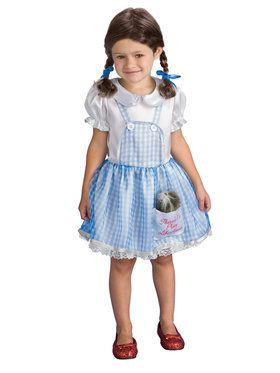 The Wizard of Oz Dorothy Costume For Toddlers