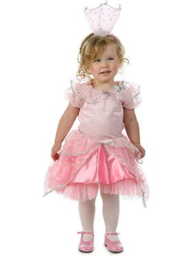 The Wizard of Oz Glinda Costume for Toddlers