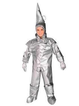 Wizard of Oz Premium Toddler Tinman Costume