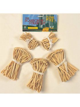 Straw Costume Kit - Wizard of Oz