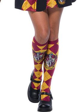 The Wizarding World Of Harry Potter Gryffindor Adult Socks