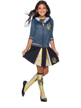 Child The Wizarding World Of Harry Potter Hufflepuff Costume Top