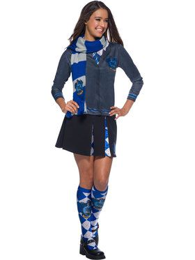 The Wizarding World Of Harry Potter Ravenclaw Deluxe Adult Scarf