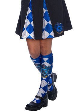 The Wizarding World Of Harry Potter Ravenclaw Adult Socks