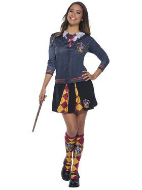 The Wizarding World Of Harry Potter Gryffindor Womens Skirt