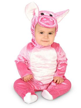 This Little Piggy Costume For Babies