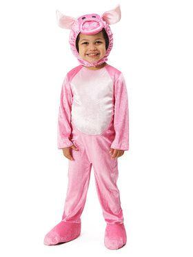 This Little Piggy Costume For Toddlers