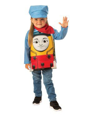 Thomas the Tank Engine Rebecca Costume for Kids
