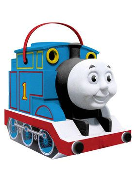Thomas the Train 3D Pail Costume Accessory