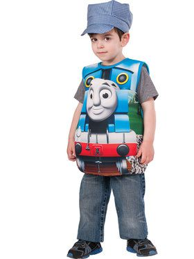 Thomas The Train Candy Catcher Boy's Costume