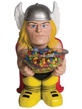 Mighty Thor Candy Bowl Holder