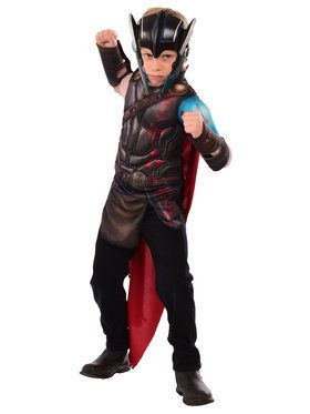 Thor: Ragnarok Gladiator Boys Costume Set