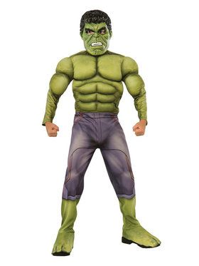 Thor: Ragnarok - Hulk Costume For Children