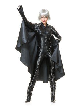 Women's Thunder Superheroine Costume