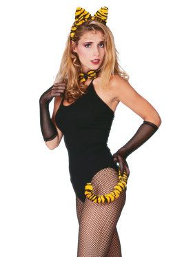Tiger Costume Accessory Combo Pack