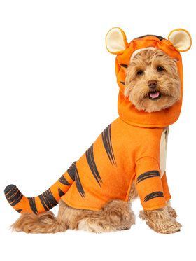 Tigger Costume For Pets