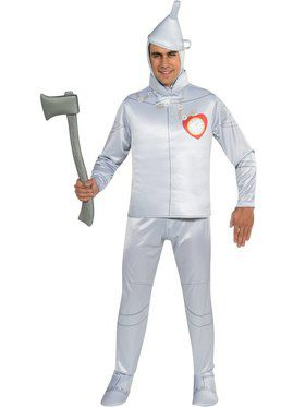 Tin Man Adult Costume