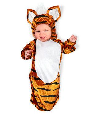 Baby Tiny Tiger Bunting For Babies