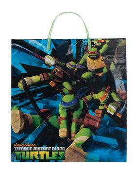 TMNT Trick or Treat Bag
